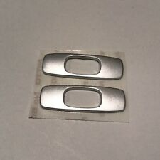 OAKLEY ANTIX/HIJINX - Icons Only: SILVER Part# 72-717