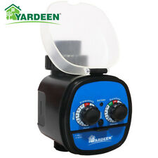 Yardeen Automatic Ball Valve Water Tap Timer Garden Controller With Rain Delay