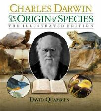 The Illustrated Editions: The Origin of Species by Charles Darwin (2008, Hardcov