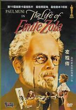 The Life of Emile Zola 1937 DVD Paul Muni Joseph Schildkraut R0 NEW