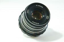Vintage lens fed Industar 61 l/D 55mm 2.8 m39 Mount ref. 321818