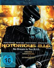 BLU-RAY NEU/OVP - Notorious B.I.G. - Original Kinofassung & Extended Cut