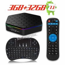 T95Z Plus Android 7.1.2 TV box 3GB RAM 32GB ROM Octa-core With Wireless Keyboard