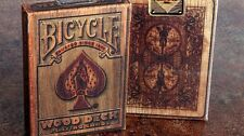 Bicycle Wood Playing Cards by Collectable Playing Cards - Magic Tricks