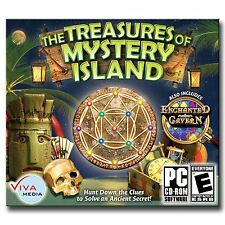 The Treasures Of Mystery Island PC Games Window 10 8 7 XP Computer hidden object