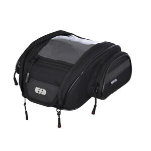 Oxford OL440 Motorcycle Motorbike 7L Magnetic F1 Black Mini Tank Bag   New
