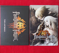 Nintendo WII ► Pandora's Tower -- Limited Edition inkl. Artbook ◄ WII U | TOP