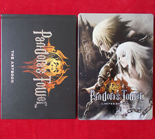 Nintendo Wii ► Pandora's Tower -- Limited Edition incl. Artbook ◄ Wii U | TOP