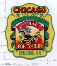 Illinois - Chicago Engine 44 IL Fire Dept Patch without hose
