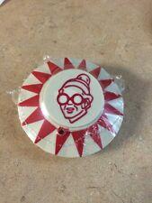Captain Fantastic Pinball Machine POP BUMPER CAP SET