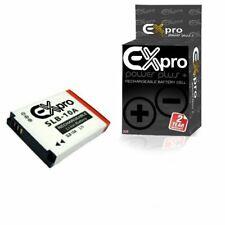 Ex-Pro Digital Camera Battery SLB-10A Samsung P800 P1000 P1200 PL50 PL51 PL55