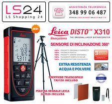 Leica DISTO X310 + Treppiede Leica TRI100 Distanziometro Laser Leica Geosystems