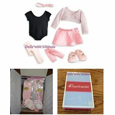 American Girl Doll Pretty Plie Ballet Dance Recital Outfit
