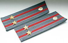 USSR Soviet Militia Police Lieutenant Colonel Shoulder Boards