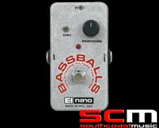 ELECTRO HARMONIX Nano Bass Balls Effect Pedal Bass Electric Guitar Effects FX