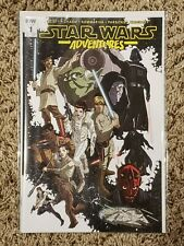 Star Wars Adventures #1 Variant Cover Fan Expo Megacon Convention Exclusive