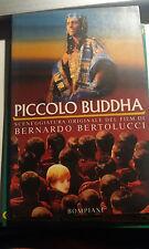 LIBRO IL PICCOLO BUDDHA BOMPIANI BERNARDO BERTOLUCCI DICEMBRE 1993