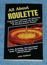 All About Roulette by John Gollehon, Paperback