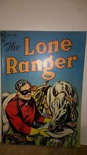 THE LONE RANGER #6 1948 Rare Western Comic Excellent Condition