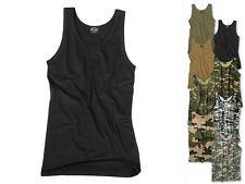 Mil-Tec Tanktop Tank-Top Muskelshirt Achselshirt Muscle Shirt 8 Farben XS-3XL