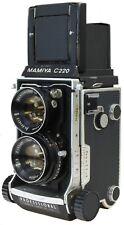 MAMIYA C220 + 80mm 2.8 - New Seals -