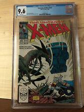 Uncanny X-Men #233 (Sep 1988, Marvel) CGC 9.6 Chris Claremont story
