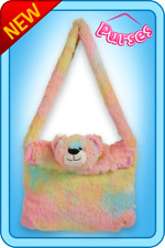 As Seen On TV Pillow Pets Purse Rainbow Bear Toy Gift