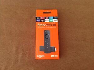 Amazon Fire TV Stick 4K Streaming Media Player w/ Alexa