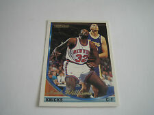 1993/94 TOPPS GOLD BASKETBALL HERB WILLIAM CARD #278***NEW YORK KNICKS***