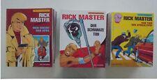 41x Rick Master Kult Edition Sammlung Nr.25-68 fast komplett Hardcover Z.1-/1-2