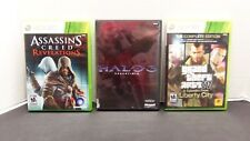 Xbox 360 Games - Lot of 3 .. Action