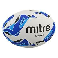 Mitre Sabre Rugby Ball Senior Rugbyball Training Ball - Size 3, 4, 5 - New