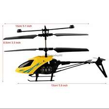 Children 2 Colors 2.5 Channel Mini RC Electric Helicopter Model Airplane C1MY