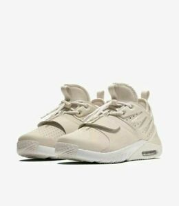 NIKE AIR MAX TRAINER 1 LEATHER MEN'S SHOES SIZE 8 DESERT SAND AO5376 003 NEW