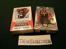 Panini Rookie Variations & Orange Ice Prizms Basketball Cards