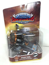 NEW AcTiVision Skylanders SUPERCHARGERS Video Game Vehicle SHARK TANK Earth Land