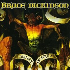 Bruce Dickinson - Tyranny of Souls [New CD] Argentina - Import
