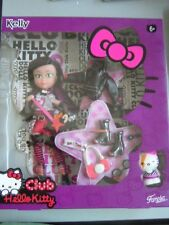 HELLO KITTY CLUB BAMBOLA 20 CM CON ACCESSORI ASS 2