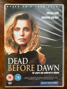 Dead Before Dawn DVD 1992 True Life Domestic Abuse Drama TV Movie w/ Cheryl Ladd