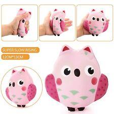 13cm Squishy Cute Simulation Owl Super Slow Rising Bread Decor Fun Kid Toy Gift