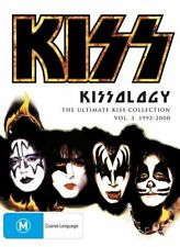 KISSology - The Ultimate Kiss Collection - 1992-2000 : Vol 3 (DVD, 2013)