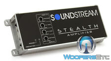 SOUNDSTREAM ST4.1200D MOTORCYCLE 4CHANNEL 1200W MAX COMPONENT SPEAKERS AMPLIFIER