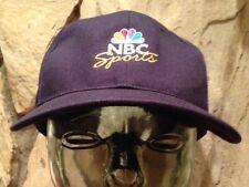 ORIGINAL NBC SPORTS HAT - NEW WITH TAGS - NIKE Blue TV Baseball Cap