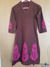 Long Sleeved Pakistani Ready Made Kurta Size Medium
