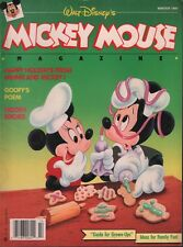Mickey Mouse Magazine Winter 1991 092118AME2