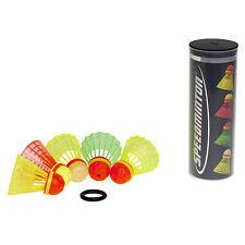 5 x Speed Badminton Federball Federbälle Speeder® MIX Tube von Speedminton®