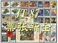 CHINA 1987 year Full set stamp+sheetlet Whole Year(Not inclueded album)