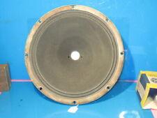 New ListingZenith Radio Parts 1938-1939 10' Speaker Off 7S-363 Console Excellent Cone