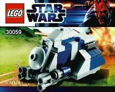 LEGO Star Wars Clone Wars MTT Transporter 30059 Mini Set Polybag Sealed 51 Piece