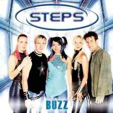 "CD: STEPS ""BUZZ"" (1999)"
